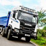 Allen Transport tipper truck motion