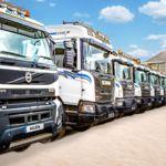 Logistics fleet Aberdeen