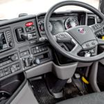 Allen Transport interior